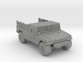 M1038A1 up armored 220 scale in Gray PA12