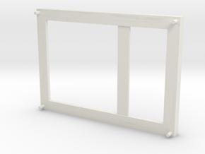 Screen_bracket_mod_2 in White Natural Versatile Plastic