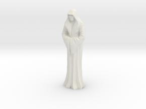 Imperial Saint  -40mm tall in White Premium Versatile Plastic