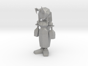 Aerith from Final Fantasy VII in Aluminum: 1:8