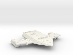 3788 Scale Orion Salvage Cruiser CVN in White Natural Versatile Plastic
