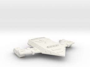 3788 Scale Orion Salvage Cruiser CVN in White Natural Versatile Plastic