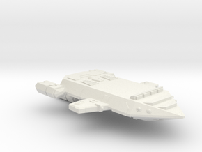 3788 Scale Orion Heavy Cruiser (CA) CVN in White Natural Versatile Plastic