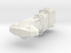 Minion Heavy Tug (WIP) in White Natural Versatile Plastic
