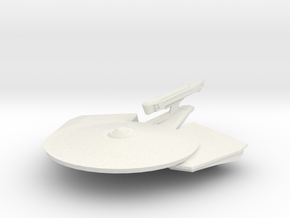 3788 Remora class in White Natural Versatile Plastic