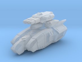 Maxwell Dynamics IFHV-03-Mk.II Archon IFV hover in Smooth Fine Detail Plastic