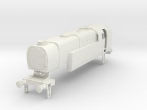b-87-q1-loco-0-6-2T in White Natural Versatile Plastic