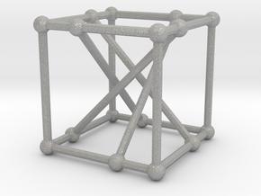 Möbius-Kantor graph in Aluminum: Small