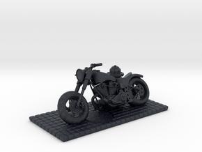 Harley Davidson in Black Professional Plastic