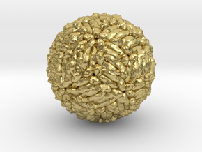 Zika Virus (Various Metals) in Natural Brass
