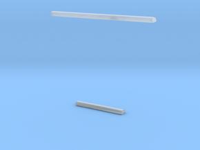 Radar booms in Smoothest Fine Detail Plastic