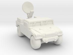 M1097a2 - TSC155 285 scale in White Natural Versatile Plastic