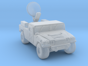 M1097a2 - TSC155 285 scale in Smooth Fine Detail Plastic