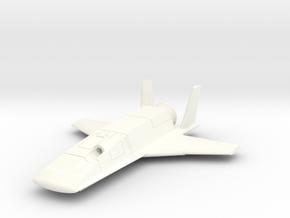 144 Syd21 Seydlitz in White Processed Versatile Plastic