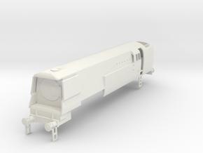 b-87-q1-AS-loco-4-6-4T in White Natural Versatile Plastic
