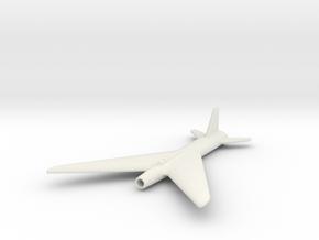(1:144) LFA Strahljäger-Projekt (#3) in White Natural Versatile Plastic