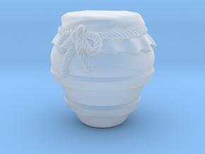 Jar B in Smooth Fine Detail Plastic