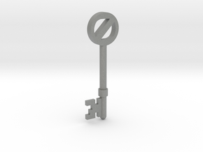 Return To Oz Key in Gray Professional Plastic