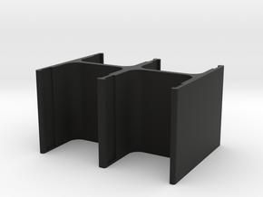 Nespresso Vertuo Pod Holder in Black Natural Versatile Plastic