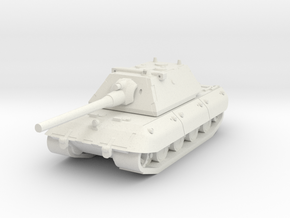 E100 1:56 Scale in White Natural Versatile Plastic