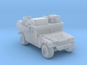 M1097a2 CUSV ver2 160 scale in Smooth Fine Detail Plastic