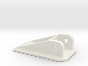 EZGripper L2 Standard Finger Tip in White Natural Versatile Plastic