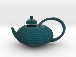 Decorative Teapot in Natural Full Color Sandstone