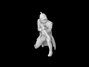 (1/47) Clone Sharp Trooper Phase 1 in Smooth Fine Detail Plastic