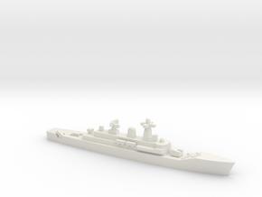 HMAS Swan (DE 50), 1/1800 in White Natural Versatile Plastic