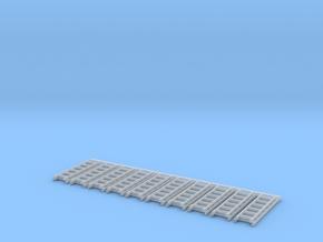 Z/U/Schiebeleiter in Smoothest Fine Detail Plastic