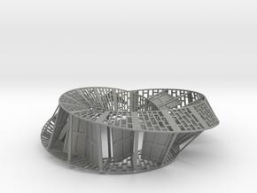 twisted infinite doors in Gray Professional Plastic