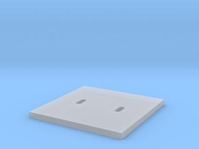 Stelconplaat H0 1;87 in Smoothest Fine Detail Plastic: 1:87 - HO
