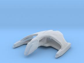 Romulan V'Melak Class 1/15000 in Smooth Fine Detail Plastic