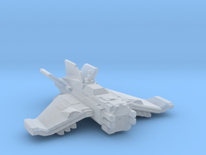 WH40k Imperial Navy Voss fighter in Smooth Fine Detail Plastic
