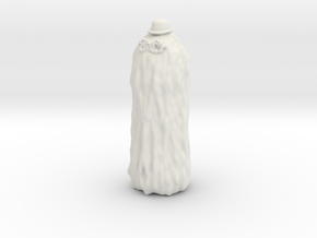 Printle F Cousin Itt Addams - 1/24 - wob in White Natural Versatile Plastic