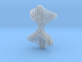 Veil Light Cruiser set in Smooth Fine Detail Plastic: Medium