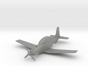 Beechcraft T-6 Texan II in Gray PA12