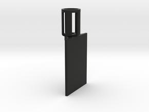 89Sabers Graflex Chassis Crystal sound holder in Black Natural Versatile Plastic