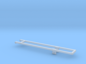 KN24 Mounting frame in Smooth Fine Detail Plastic