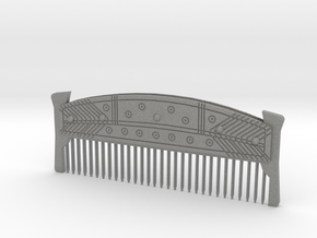 Viking Comb v1.2 in Gray PA12