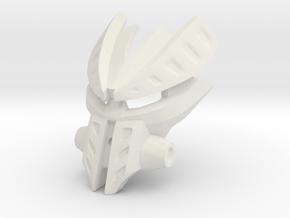 Great Arthron (Non-Aquatic) in White Natural Versatile Plastic