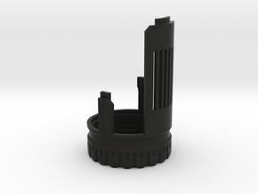 89Sabers Graflex Chassis Speaker holder in Black Natural Versatile Plastic