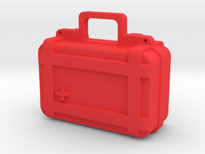 CVT FIRST AID KIT CLASS (A) in Red Processed Versatile Plastic