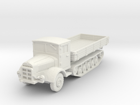 Mercedes L4500 R late 1/100 in White Natural Versatile Plastic