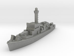 SC-497 Class Submarine Chaser in Gray Professional Plastic