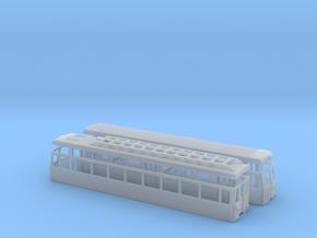 ČSD EMU 29.0 / ZSSK 405.95 in Smooth Fine Detail Plastic: 1:120 - TT