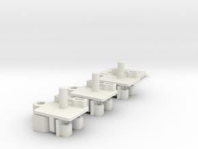 GoGuideApapter_2H_cut in White Natural Versatile Plastic