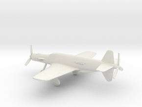 Dornier Do 335 V1 Pfeil in White Natural Versatile Plastic: 1:160 - N