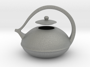 Decorative Teapot in Gray Professional Plastic
