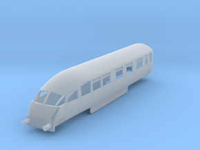 o-148fs-lner-observation-coach in Smooth Fine Detail Plastic